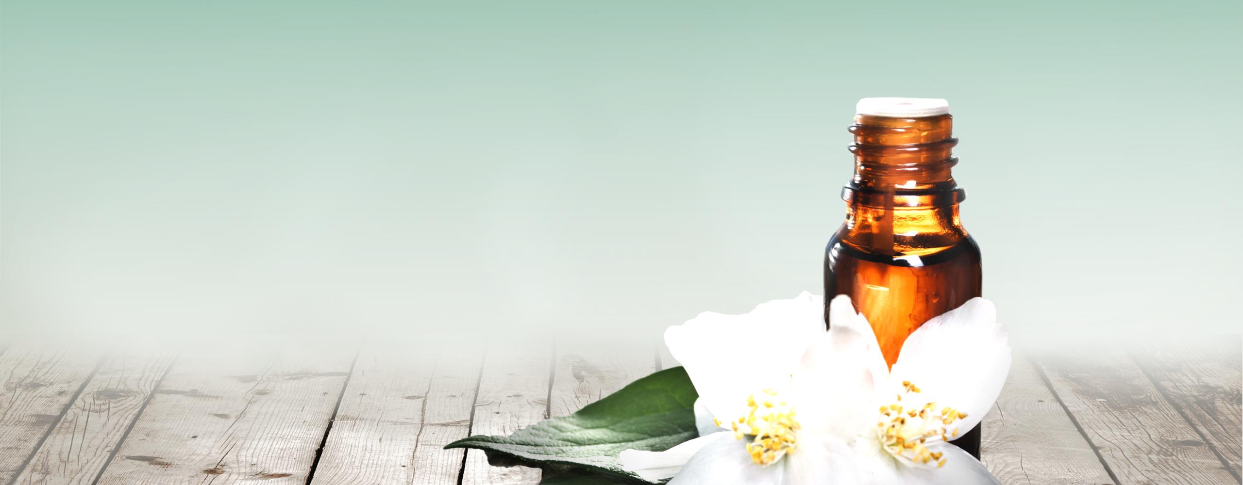 Aromatherapy slider image